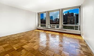 Living Room, 343 E 30th St 7-H, 1