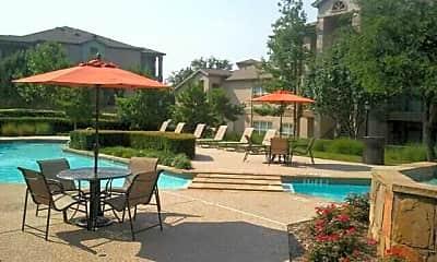 Pool, Austin Bluff, 1