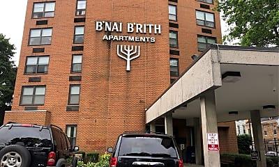 Bnai Brith Apartments, 1