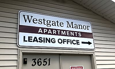 Westgate Manor, 1