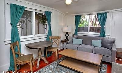 Living Room, 104 Chapala St, 1