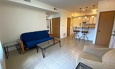 Living Room, 301 S 4th St, 1