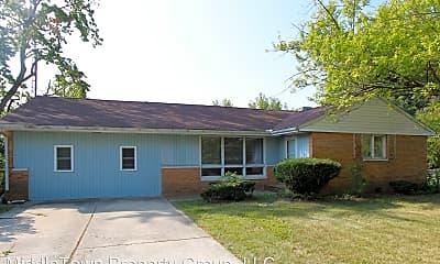 Building, 1401 W Rex St, 1