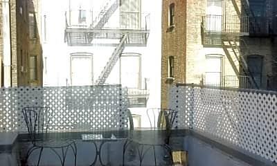 Patio / Deck, 213 W 79th St, 0
