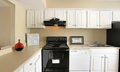 Kitchen, City Heights Homewood, 1
