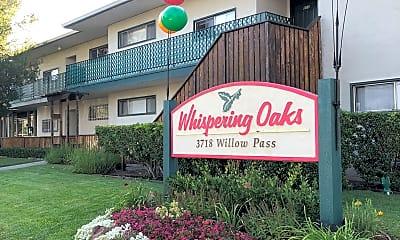 Whispering Oaks apartment homes, 1