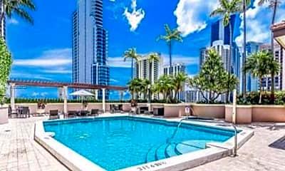 Pool, 17555 Atlantic Blvd, 0