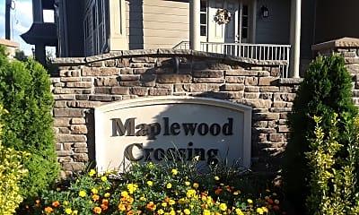 Maplewood Crossing, 1