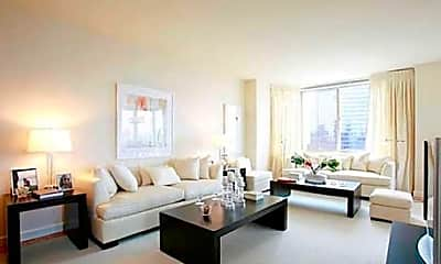 Living Room, 124 E 41st St, 0