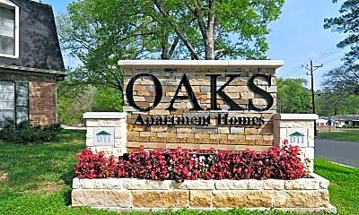 Community Signage, Oaks, The, 2