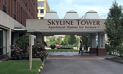 Skyline Tower Apartment Homes For Seniors, 1