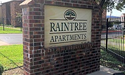 Raintree Apartments, 1