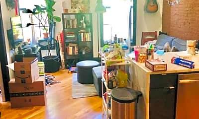 Living Room, 380 Marcus Garvey Blvd, 0