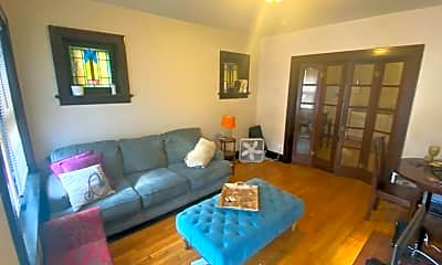 Living Room, 3416 Indiana Ave, 0