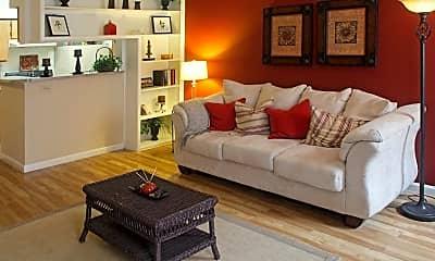 Living Room, Ashford Court, 1