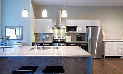 Kitchen, Mackie Flats, 0