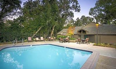 Pool, Towpath Village, 0