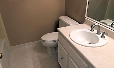 Bathroom, 414 Highwood Dr, 2