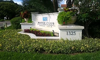 Water Club on Snell Isle Condominiums, 1