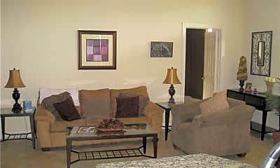 Living Room, 5076 Annunciation Cir 2206, 1