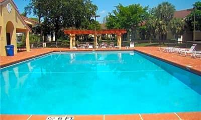 Pool, 5701 Riverside Dr, 1