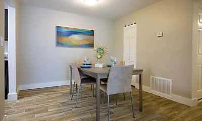 Dining Room, Vesta Camp Creek, 1