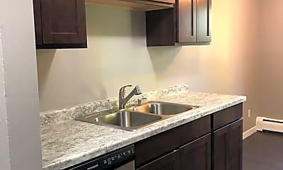Kitchen, 616, 617, 624, 625 North Oaks Drive, 0