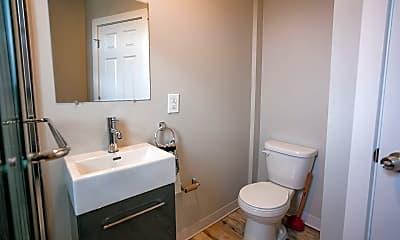 Bathroom, 7627 Poe Ave, 1