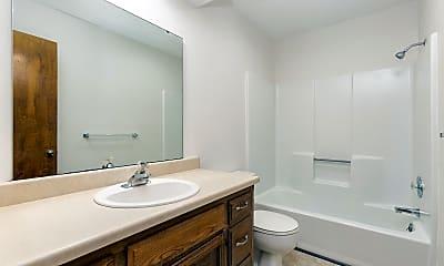 Bathroom, 1203 N Main St, 2