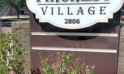 Community Signage, 2804 SW 28th Ave, 1