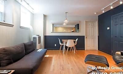 Living Room, 315 St Paul St, 0