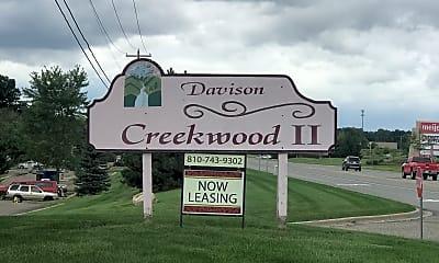Davison Creekwood I, 1
