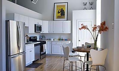 Kitchen, The Lofts at Beacon, 1