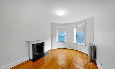 Living Room, 1788 Beacon St., #4A, 0