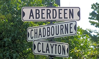 Community Signage, 16011 Chadbourne Rd, 2