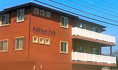 Addysin Park Apartments, 1