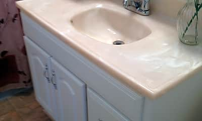 Bathroom, 1219 S Bedford Street, 2