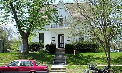 Building, 509 N Adams St, 0