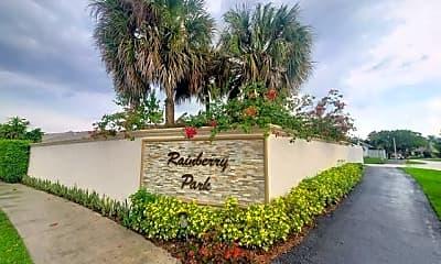 Community Signage, 21830 Rainberry Park Cir, 2