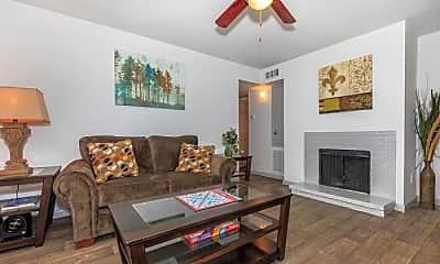 Living Room, 2305 Hayes Rd, 1
