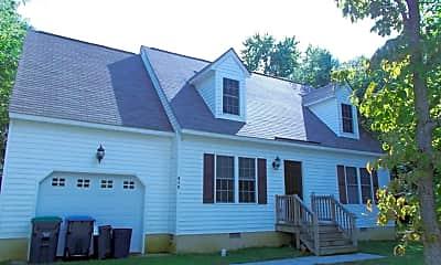 Building, 510 Roycroft St, 1