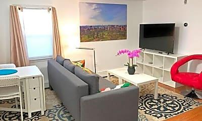 Living Room, 37 Telegraph St, 1