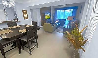 Dining Room, 2721 Ocean Club Blvd 304, 1