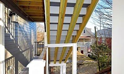 Patio / Deck, 490 Washington St, 2