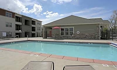 Pool, Hawthorne Gardens Apartments, 0