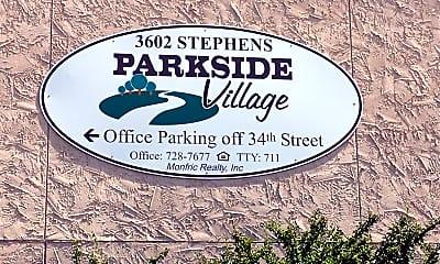 Parkside Village, 1