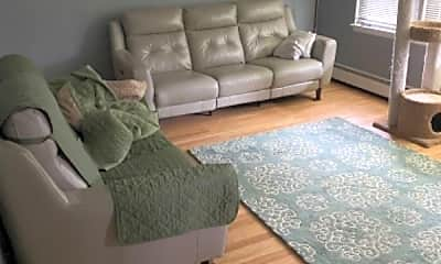 Living Room, 1018 E Oak Ave, 1