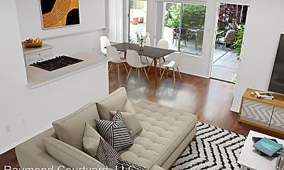 Living Room, 420 Raymond Ave, 0