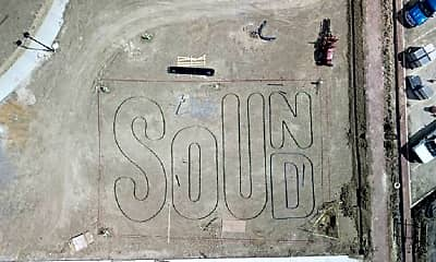 Community Signage, The Neighborhoods at the Sound, 2