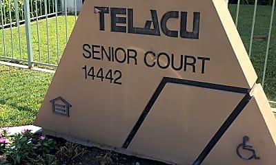 Telacu Senior Court, 1